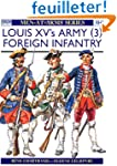 Louis XV's Army (3): Foreign Infantry