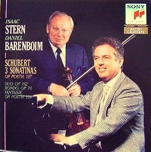 Schubert: 3 Sonatinas op. posth. 137 / Duo op. 162 / Rondo op. 70 / Fantaisie op. posth. 159