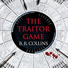 The Traitor Game Audiobook by B.R. Collins Narrated by Mark Meadows