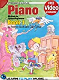 Piano Lessons for Kids - Book 1: How to Play Piano for Kids (Free Video Available) (Progressive Young Beginner) (English Edition)