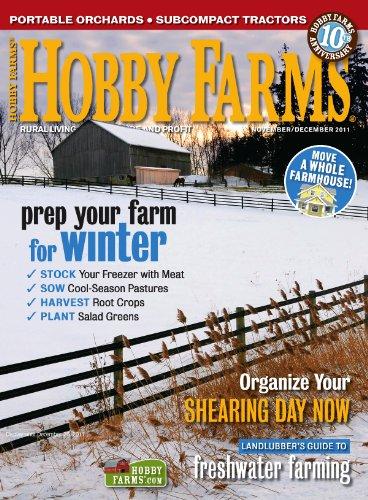 Hobby Farms (1-year auto-renewal)