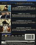 Image de Jason Bourne - L'Intégrale - [Edition Limitée - Boitier Métal] - Intégrale Blu-Ray 1 à 4 [Pack