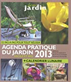acheter livre occasion Agenda 2013 du jardin
