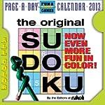 The Original Sudoku 2013 Page-A-Day C...