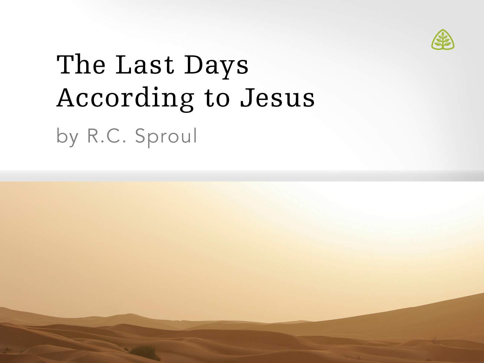 The Last Days According to Jesus - Season 1
