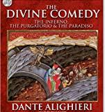 THE DIVINE COMEDY OF DANTE ALIGHIERI (non illustrated)