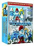 echange, troc Les Schtroumpfs - Edition Limitée - Combo Blu-ray + DVD + 3 figurines - Exclusivité Amazon.fr [Blu-ray]