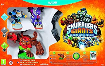 Skylanders Giants Starter Kit $34.00