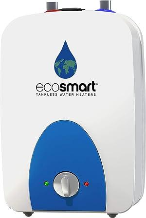 Ecosmart ECO MINI 1 1.5-Gallon 120V Electric Mini Tank Water Heater (Color: White, Tamaño: ECO MINI 1)