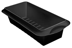 Lékué Classic - Molde rectangular, 28 cm, color negro   Comentarios de clientes y más Descripción