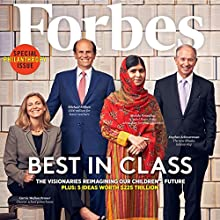 Forbes, December 8, 2014  by Forbes Narrated by Ken Borgers