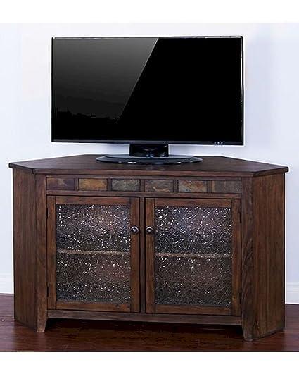Sunny Designs Savannah Corner TV Console