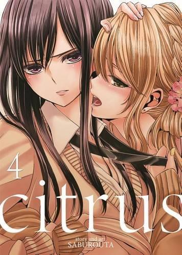 Citrus Vol. 4 [Saburouta] (Tapa Blanda)