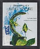 Biography of a king snake (0399204296) by Davis, Burke
