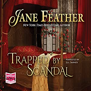 Trapped by Scandal Audiobook