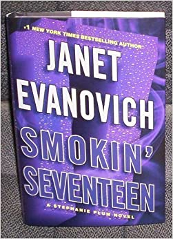 Stephanie Plum: Smokin' Seventeen 17 by Janet Evanovich (2011, Hardcover)