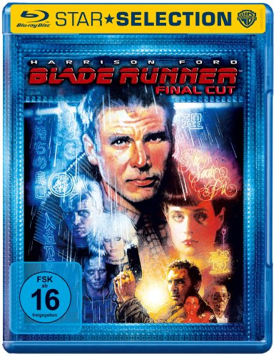 Blade Runner - Final Cut [Alemania] [Blu-ray]