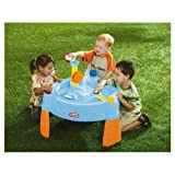 LITTLE TIKES ISLAND ADVENTURE CHILDS WATER TABLE GARDEN