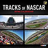 img - for 2016 Tracks of NASCAR Wall Calendar book / textbook / text book