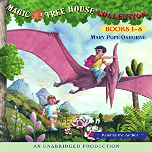 Magic Tree House Collection: Books 1-8 | [Mary Pope Osborne]