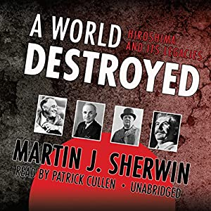 A World Destroyed Audiobook