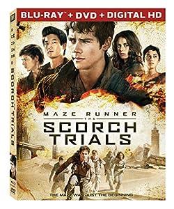 Maze Runner: The Scorch Trials [Blu-ray] by 20th Century Fox