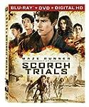 Maze Runner: The Scorch Trials Blu-Ra...