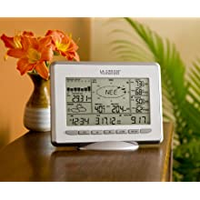 La Crosse Technology WS-2810U-IT Professional Weather Center with Solar Wind Sensor