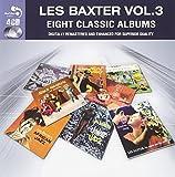8  Classic Albums vol.3 - Les Baxter