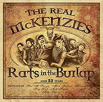 The Real McKenzies � Rats in the Burlap