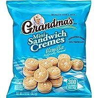 60 Pack Grandma's Sandwich Cookies (Vanilla Creme Minis)