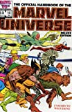 img - for Essential Official Handbook of the Marvel Universe, Vol. 3, Deluxe Edition book / textbook / text book