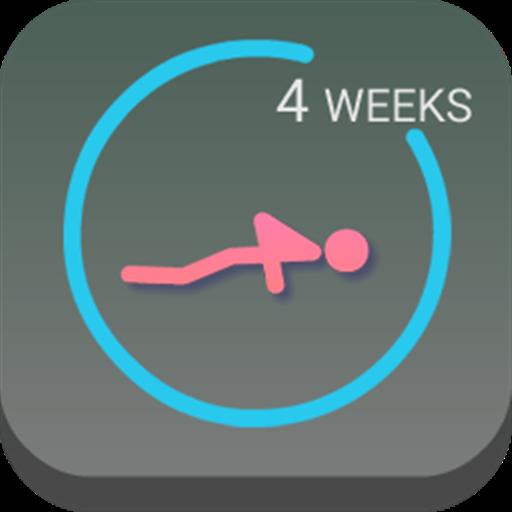 4 Weeks Push Ups Challenge