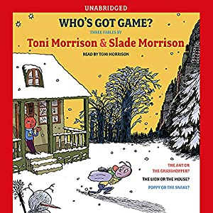 Who's Got Game? Audiobook