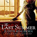 The Last Summer (       UNABRIDGED) by Judith Kinghorn Narrated by Jane Wymark