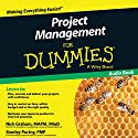 Project Management for Dummies: UK Edition Audiobook by Nick Graham, Stanley E. Portny Narrated by Gareth Armstrong