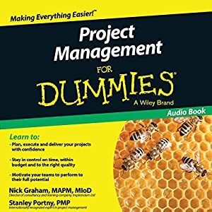 Project Management for Dummies Hörbuch