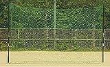 ZETT(ゼット) 野球用 バックネット(ポール付き)7×3m BM9037