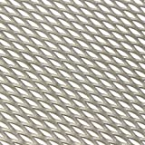 Drillpro Titanium Mesh Perforated plate ( 7.87 dia x 11.81 long ) metal expanded 1pcs
