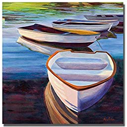 Morning Calm I by Kay Carlson Premium Gallery-Wrapped Canvas Giclee Art (Ready-to-Hang) (Oversize)