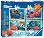 Ravensburger 4in1 Finding Nemo Puzzle