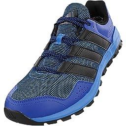 adidas Performance Men\'s Slingshot TR M Running Shoe,Shock Blue/Black/Collegiate Royal,11.5 M US