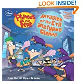 Phineas and Ferb Invasion of the Evil Platypus Clones / Night of the Giant Floating Baby Head
