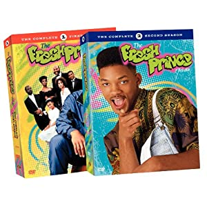 "The TV series, ""The Fresh Prince of Bel-Air"", stars Will Smith. (Seasons 1&2 of 6)."
