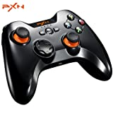 Bluetooth Game Controller,Bluetooth Wireless Game Gamepad Pad Joystick Controller for Android Phone Smartphone Cellphone NoteBook Tablet PC Computer TV Box(TV Box only Android System) (Black)