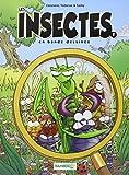 Les insectes en BD T01