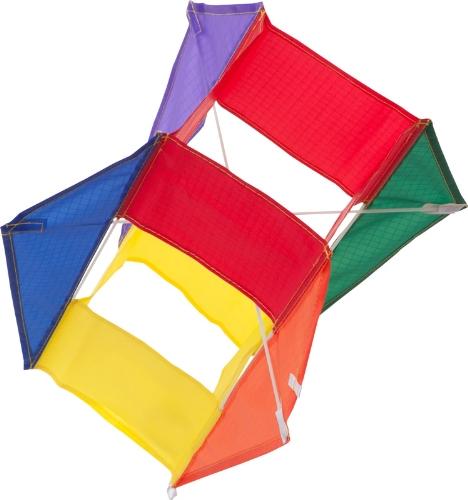 HQ Kites Eco Line Box Kite Small Single Line Kite
