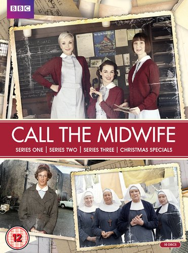 Call the Midwife - Series 1-3 Box Set [DVD]
