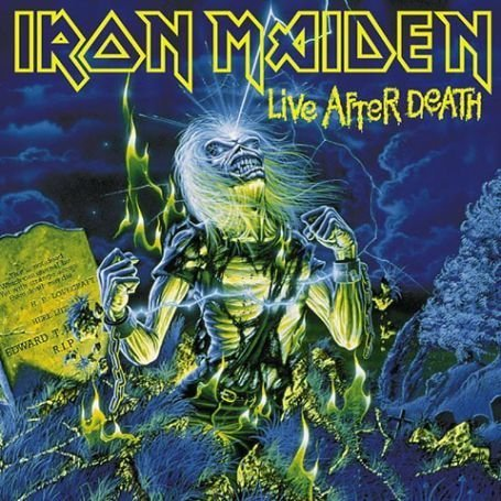 Iron Maiden - Live After Death (The World Slavery Tour) - Zortam Music
