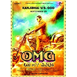 OMG: Oh My God (Hindi Movie / Bollywood Film / Indian Cinema- Blu Ray) (2012) [Blu-ray]